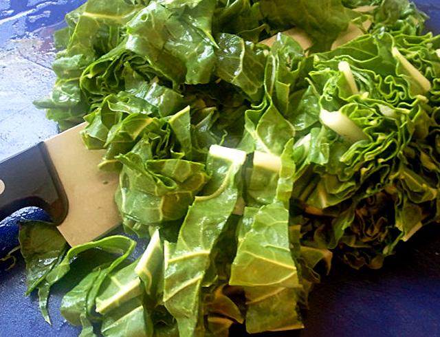 מנגולד, מתכון, אורגני, צמחוני, בטטה, חומוסים, חומוס מבושל, תבשיל בריא, אדמה, צ'י, חיזוק הטחול, בישול בריא