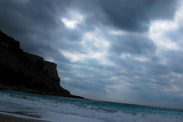 Cassis-beach