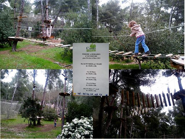 קסיס, CASSIS, אטרקציות לילדים בפרובנס, פארק אתגרי פרובנס, יער קסיס, חופשה עם הילדים בקסיס, חופשה עם הילדים, פרובנס