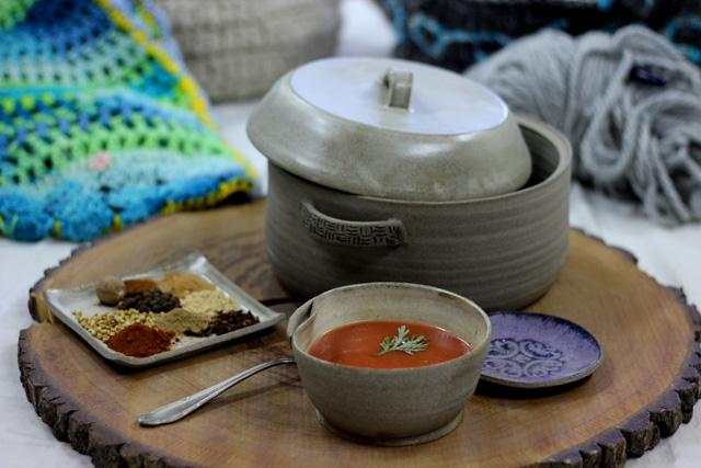 מרק ירקות, מתכון, טבעוני, ללא גלוטן, מרק מהיר, ארוחה מהירה, מזון בריא, מזון על, תבלינים מחממים, דליה ברנובר, סיגי אופיר