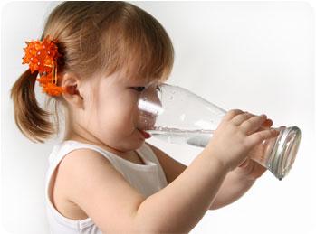 לשתות נכון - מים אדמה