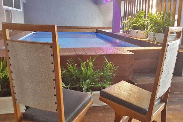 הבריכה החדשה בכרכור |  פרטית, מחוממת ואינטמית